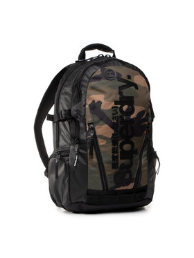 Superdry Superdry Σακίδιο Tarp Backpack M9110026A Πράσινο