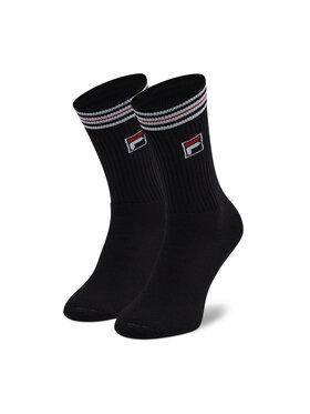 Fila Fila Hohe Unisex-Socken Vintage F1701 Schwarz