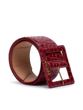 Guess Guess Moteriškas Diržas Not Coordinated Belts BW7520 P1370 Raudona