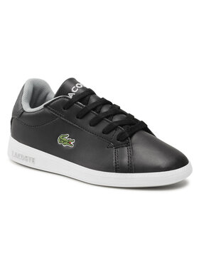 Lacoste Lacoste Sneakersy Graduate 0721 1 Suc 7-41SUC0006231 Černá