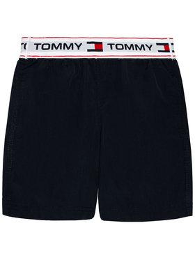 Tommy Hilfiger Tommy Hilfiger Pantaloncini da bagno UB0UB00353 Blu scuro Regular Fit