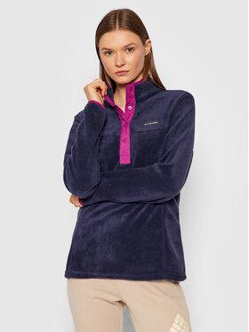 Columbia Columbia Polár kabát Benton Springs 1860991 Sötétkék Regular Fit