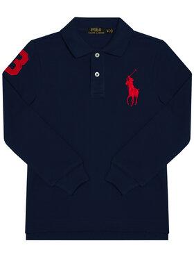Polo Ralph Lauren Polo Ralph Lauren Pólóing Knt 323708862016 Sötétkék Regular Fit