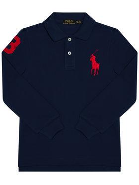 Polo Ralph Lauren Polo Ralph Lauren Tricou polo Knt 323708862016 Bleumarin Regular Fit
