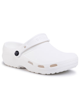 Crocs Crocs Pantoletten Specialist II Vent Clog 205619 Weiß
