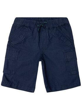 Polo Ralph Lauren Polo Ralph Lauren Szorty materiałowe Spring II 322785699 Granatowy Regular Fit