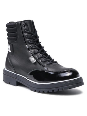 KARL LAGERFELD KARL LAGERFELD Planinarske cipele Z19063 D Crna