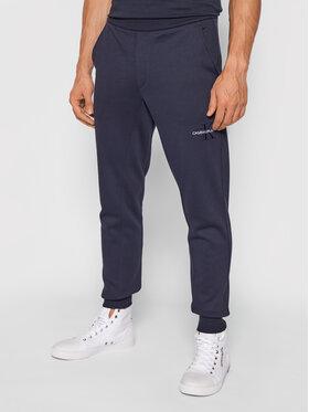 Calvin Klein Jeans Calvin Klein Jeans Spodnie dresowe J30J318159 Granatowy Regular Fit