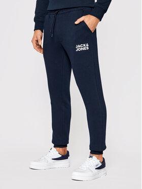 Jack&Jones Jack&Jones Spodnie dresowe Gordon Newsoft 12178421 Granatowy Regular Fit