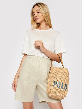 Polo Ralph Lauren Polo Ralph Lauren Дамска чанта Wpolo Spsu20 D4 428798023005 Бежов