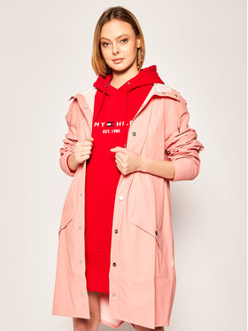 Rains Rains Giacca impermeabile Essential 1202 Rosa Regular Fit