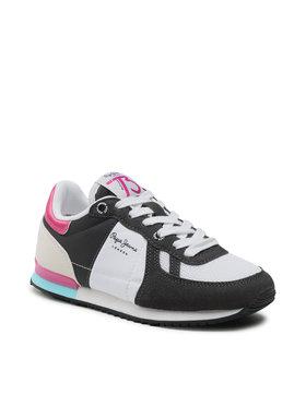 Pepe Jeans Pepe Jeans Laisvalaikio batai Sydney Basic Girl PGS30497 Juoda
