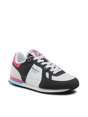 Pepe Jeans Pepe Jeans Tenisice Sydney Basic Girl PGS30497 Crna