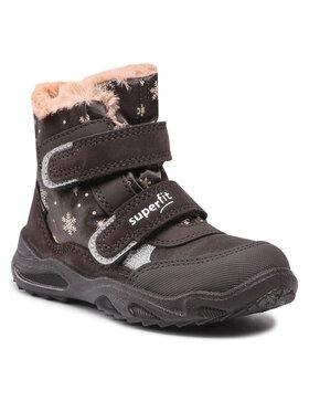 Superfit Superfit Μπότες Χιονιού GORE-TEX 1-009226-3010 M Καφέ