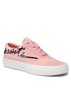 Lacoste Lacoste Sportcipő 7-42CFA0010PW1 Rózsaszín