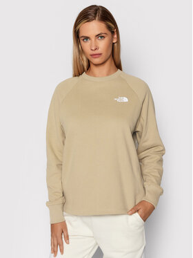 The North Face The North Face Bluza NF0A55GRCEL1 Beżowy Regular Fit