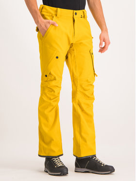 Volcom Volcom Spodnie snowboardowe Articulated G1351908 Żółty Modern Articulated Fit