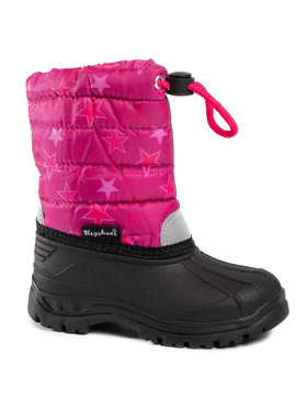 Playshoes Playshoes Schneeschuhe 193015 Rosa