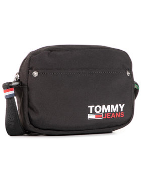 Tommy Jeans Tommy Jeans Handtasche Tjw Campus Girl Crossbody AW0AW08956 Schwarz