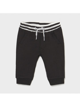 Mayoral Mayoral Jogginghose 1572 Schwarz Regular Fit