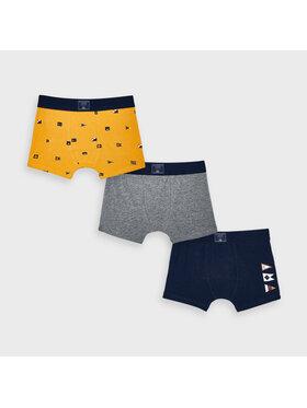 Mayoral Mayoral Lot de 3 boxers 10853 Multicolore Comfort Fit