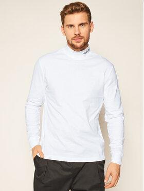 Calvin Klein Jeans Calvin Klein Jeans Garbó Mock J30J316816 Fehér Regular Fit