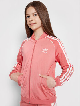 adidas adidas Pulóver Adicolor Sst GN8450 Rózsaszín Regular Fit