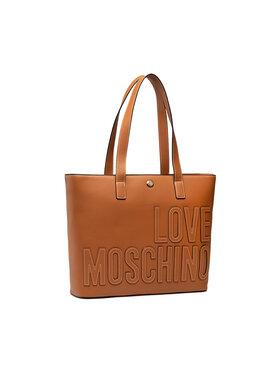 LOVE MOSCHINO LOVE MOSCHINO Kabelka JC4174PP1DLH0200 Hnědá