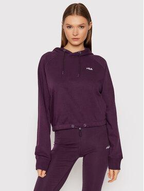 Fila Fila Sweatshirt Eilies 689120 Violet Regular Fit