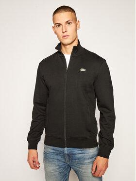 Lacoste Lacoste Bluza SH1559 Czarny Regular Fit