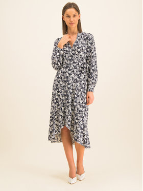 Lauren Ralph Lauren Lauren Ralph Lauren Sukienka codzienna 200782506 Granatowy Regular Fit