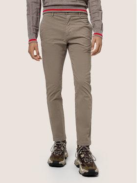 Hugo Hugo Spodnie materiałowe David204d 50437976 Czarny Slim Fit