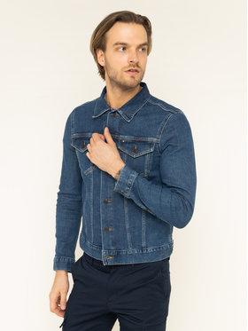 TOMMY HILFIGER TOMMY HILFIGER Giacca di jeans Trucker Type3 MW0MW12554 Blu scuro Regular Fit