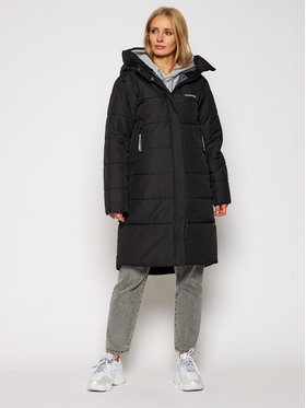 Didriksons Didriksons Parka Tindra 503661 Czarny Relaxed Fit
