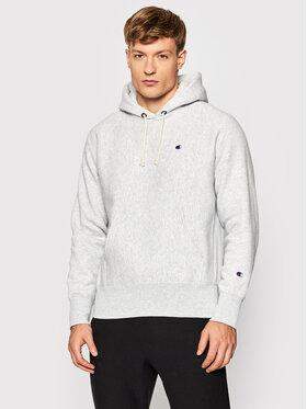Champion Champion Sweatshirt Reverse Weave C Logo 216496 Gris Regular Fit