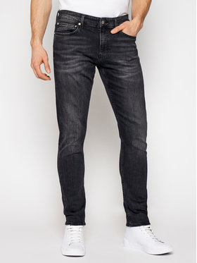 Calvin Klein Jeans Calvin Klein Jeans Jeansy J30J315566 Czarny Slim Fit
