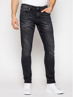 Calvin Klein Jeans Calvin Klein Jeans Traperice J30J315566 Crna Slim Fit