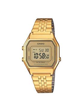 Casio Casio Ρολόι Vintage LA680WEGA-9ER Χρυσό