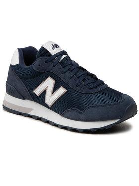 New Balance New Balance Sneakersy WL515RB3 Granatowy