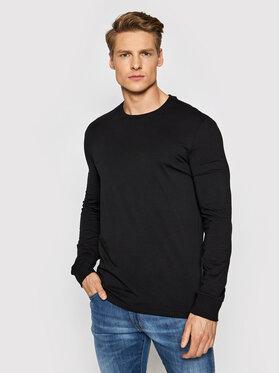 Dsquared2 Underwear Dsquared2 Underwear Тениска с дълъг ръкав D9M103550 Черен Regular Fit