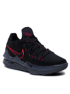 Nike Nike Boty Lebron XVIII Low CD5007 001 Černá