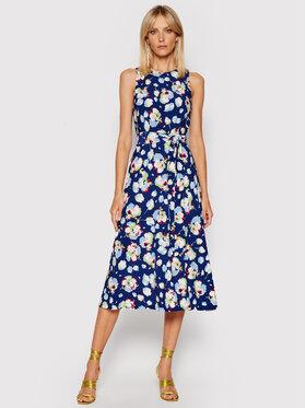 Lauren Ralph Lauren Lauren Ralph Lauren Ежедневна рокля 250834115 Тъмносин Regular Fit