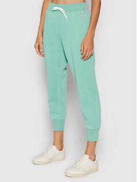 Polo Ralph Lauren Polo Ralph Lauren Spodnie dresowe 211794397019 Zielony Regular Fit