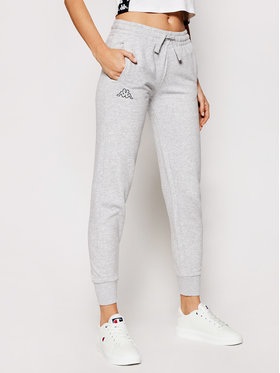 Kappa Kappa Pantalon jogging Taima 705202 Gris Regular Fit