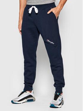 Champion Champion Spodnie dresowe 216557 Granatowy Custom Fit