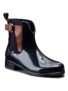 Tommy Hilfiger Tommy Hilfiger Guminiai batai Oxley 2Z2 FW56822108 Tamsiai mėlyna