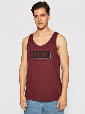 Rip Curl Rip Curl Tank top marškinėliai Boxed CTESC9 Bordinė Standard Fit
