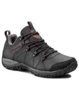 Columbia Columbia Bakancs Peakfreak Venture Waterproof BM3992 Fekete