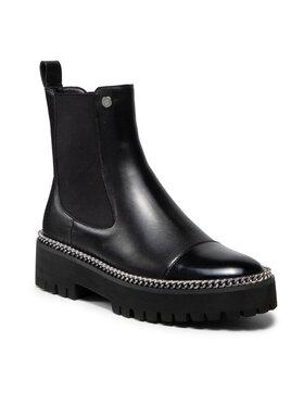 Eva Longoria Eva Longoria Chelsea cipele EL-10-04-000508 Crna