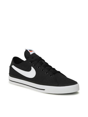 Nike Nike Batai Court Legacy Cnvs CW6539 002 Juoda